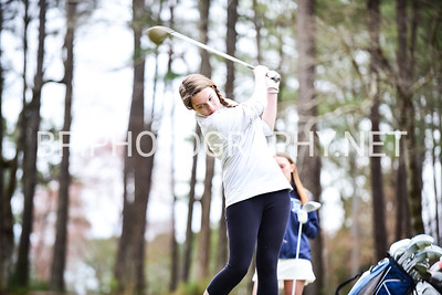 Girls Golf T&I with Action