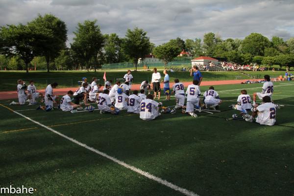 130522 Lacrosse Boys Varsity v Parkway