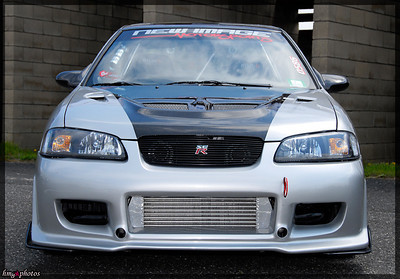 Jon Lackinger's '04 Nissan Sentra SE-R