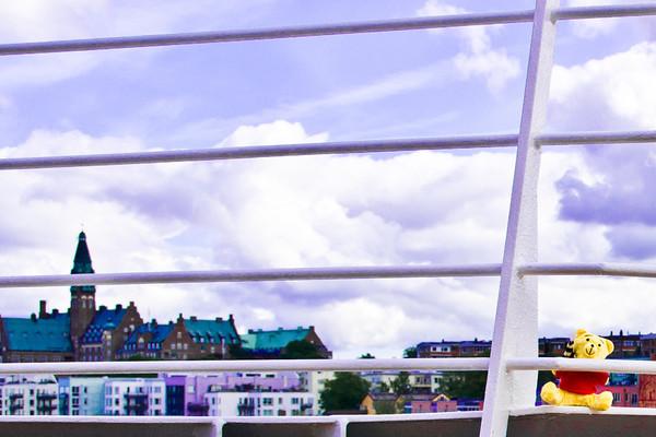 Sweden, Stockholm - Sept 2010