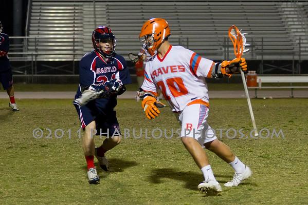 Lake Brantley @ Boone Boys Varsity Lacrosse - 2011