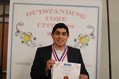 BISD's 2018 Outstanding CORE Citizens Banquet