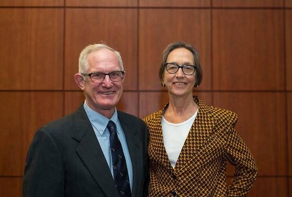 2018 // Preisverleihung des Bruno H. Schubert-Preises / Frankfurt Conservation Award 2018