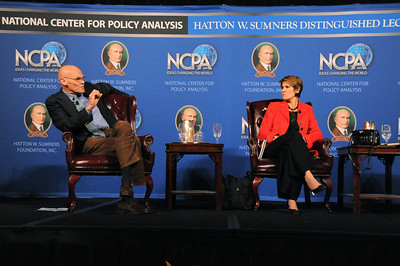 Hatton W. Sumners Distinguished Lecture Series with James Carville & Mary Matalin, October 5, 2010