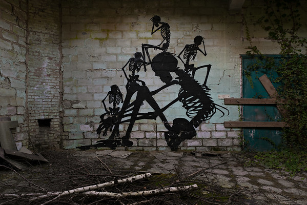 Usine Skeleton (BE)