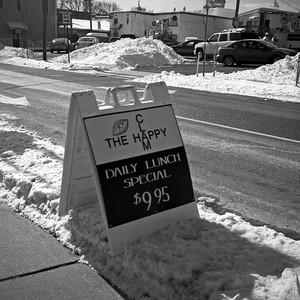 Fredericksburg Snow