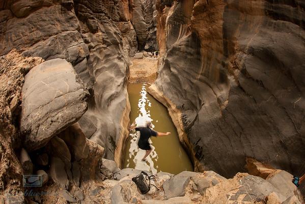 Snake Gorge 2012
