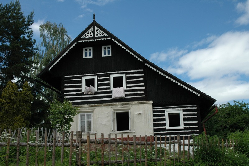 Traditional Czech Cottage
