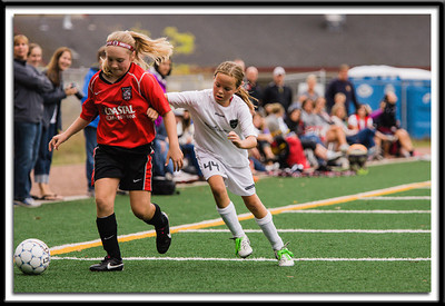 September 7, 2013 vs Snohomish United Red