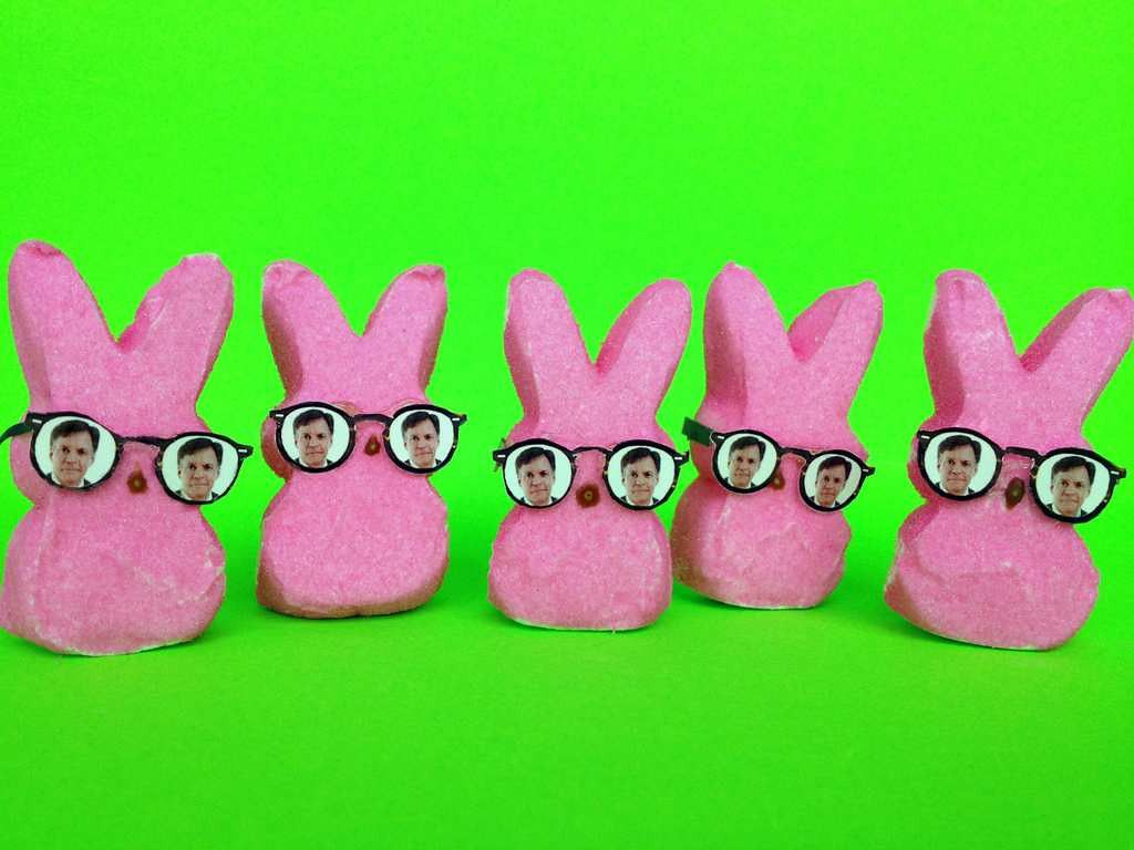 """. \""""Pink Peeps got Costas Eye,\"""" by Ron Young of Shoreview"""