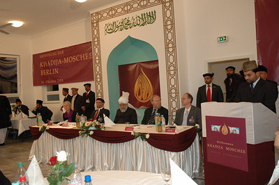 The Inauguration of Khadija Mosque Berlin