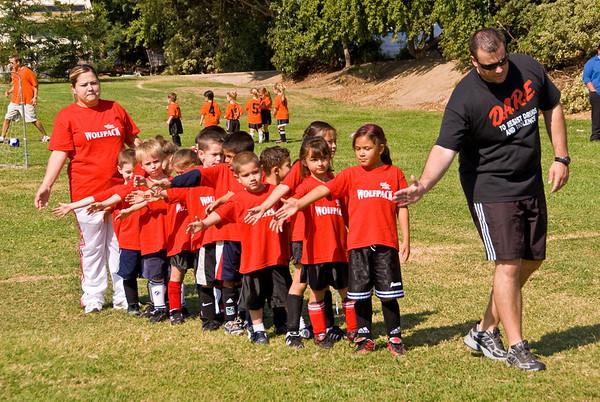 Youth Soccer 9-29-2007 - Visalia, CA
