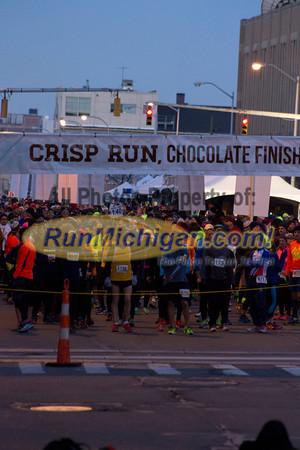 Start - 2014 Cocoa Classic Half Marathon