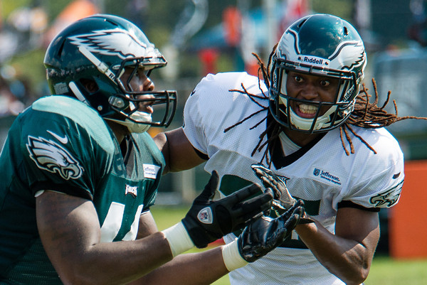 Eagles Training Camp 2012