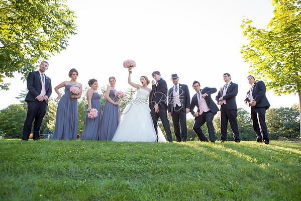 Wedding Party - Courtney and Alex