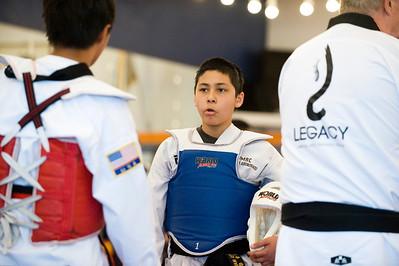 U.S. Taekwondo Academy:  April 18, 2015