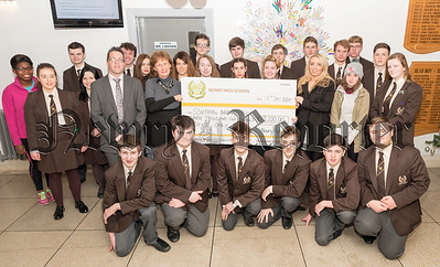 R1601105 - Newry High School Charity Committee