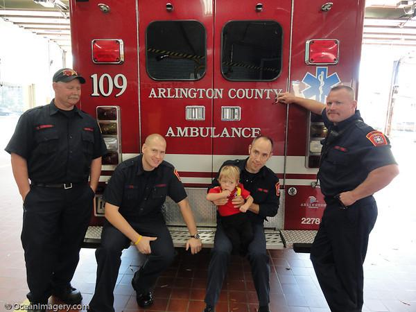 20111015 Arlington, VA - Dylan The Fireman