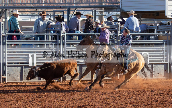 Friday - Jr High - Team Roping