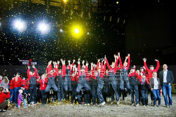 Tallinn International Horse Show 2014 grupipildid