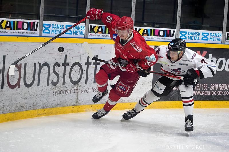RMB vs Aalborg Pirates 2 - 1, 20.12.2019