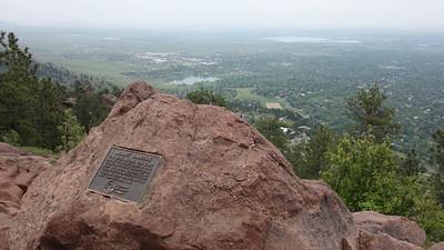 2019.06 Boulder - Mt. Sanitas