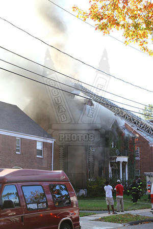 Hartford, Ct 2nd alarm 10/20/13