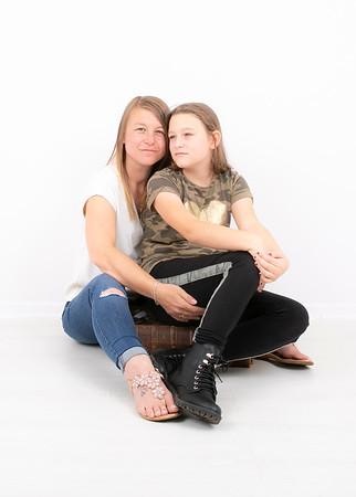Roxy & mum