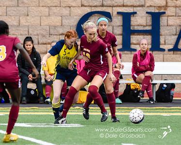 Park Women's Soccer vs. Univ. of St. Mary 2018