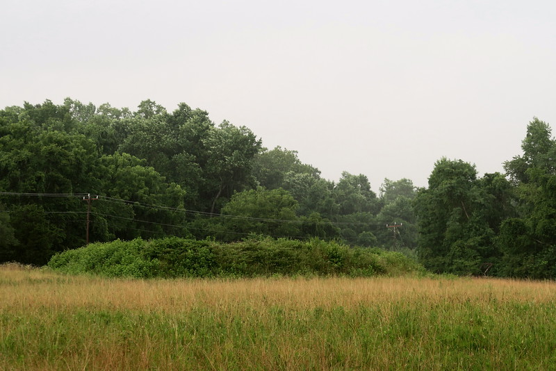 Outer Works Redoubt -- Early September, 1781