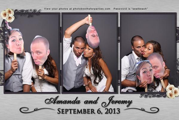 Amanda and Jeremy
