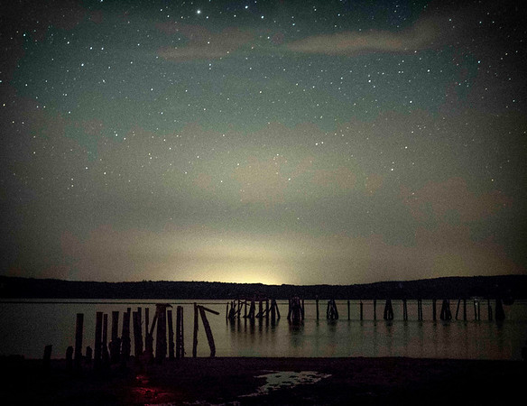 Central Coast, Maine Nightscapes