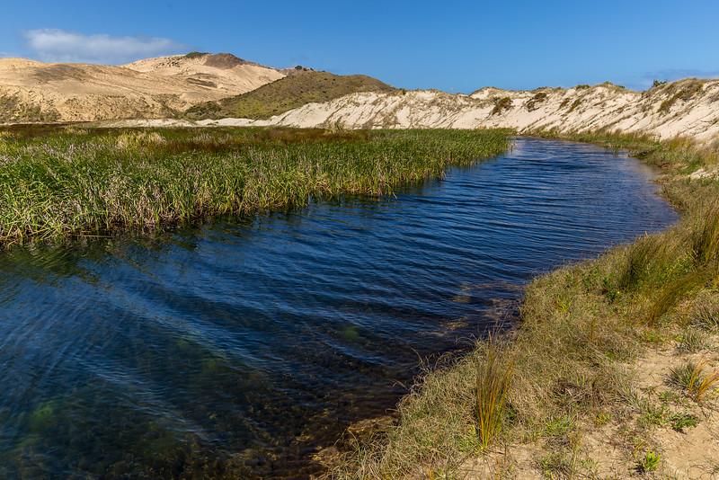Der Te Werahi Fluss