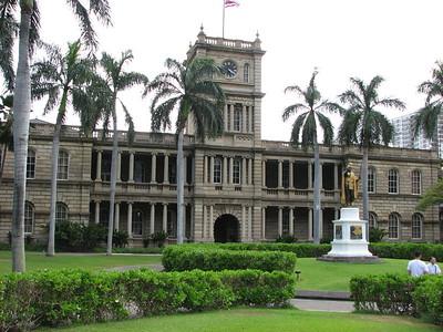 April 26 - Oahu