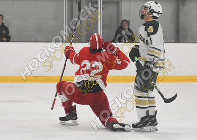 North Attleboro - Bishop Feehan Boys Hockey 12-21-19