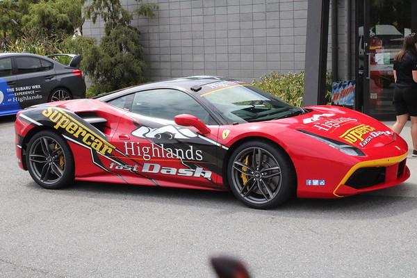 Highlands Motorsport Park museum NZ  by Lange Frans en Magda