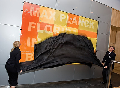 Max Planck Donor Reception 12.5.12