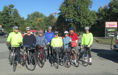 October 5 Wednesday Ride