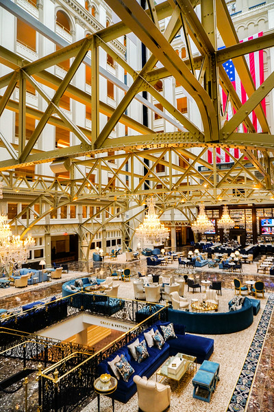 Trump International Hotel in Washington DC