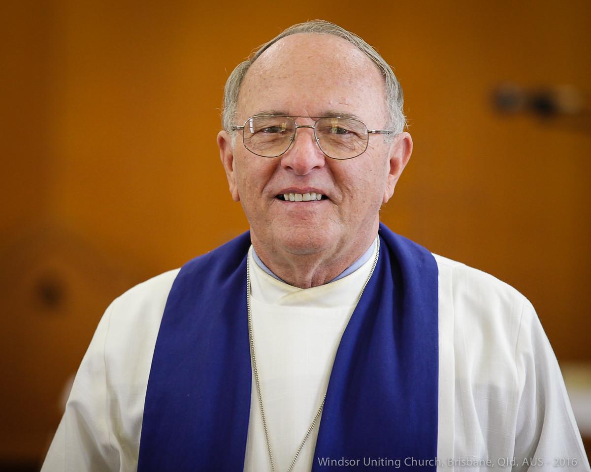 """Rev Alan O'Hara - Windsor Uniting Church, Brisbane, Queensland, Australia (formerly <a href=""""http://www.churchlive.org"""">http://www.churchlive.org</a> - 'Step into the Light') - Church on the Internet."""