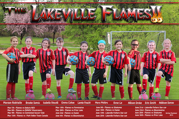 Lakeville-Flames