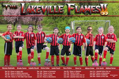 Lakeville-Flames
