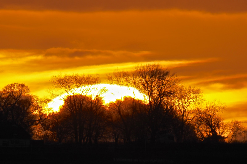 Sundown 5th April 2021