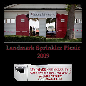 Landmark Sprinkler Picnic 2009