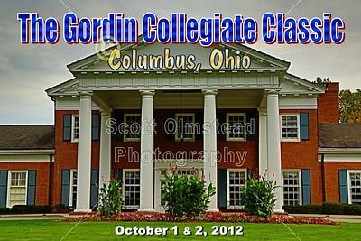 2012 Gordin Collegiate Classic (10-01-12)