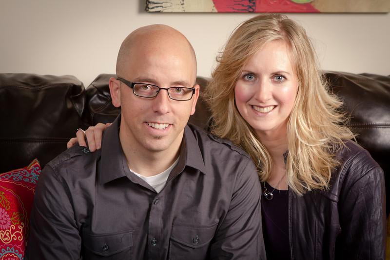 Sarah & Mark family