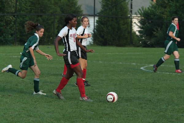 St A's 2005 Girls Soccer