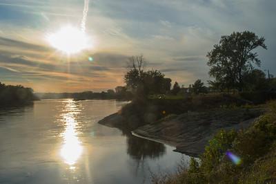 Parkville MO River