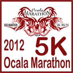 2012.01.21 Ocala Marathon 5K