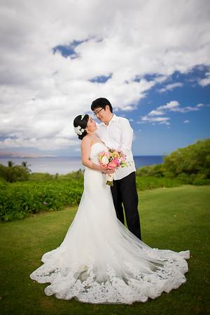 Congratulations Lizzie & Wei!